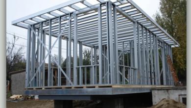 Photo of Mobilhome fal és tetőszerkezetének elkészítése
