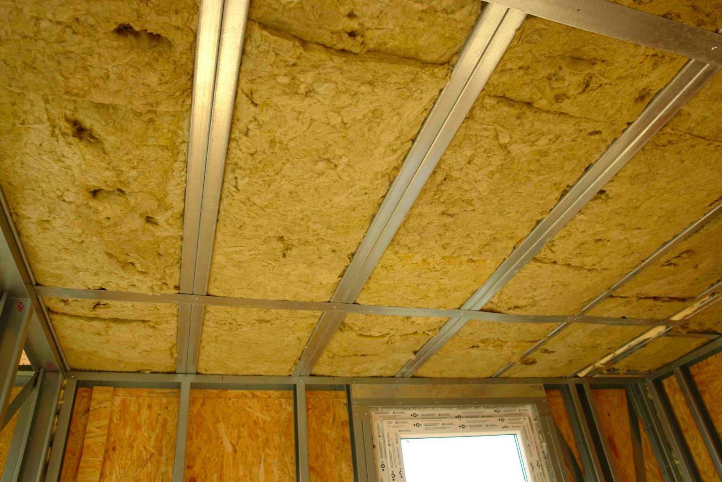 Photo of Mobilház belső hőszigetelése és gipszkarton szerelése