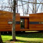 Mobilház, mint mini luxus családiház